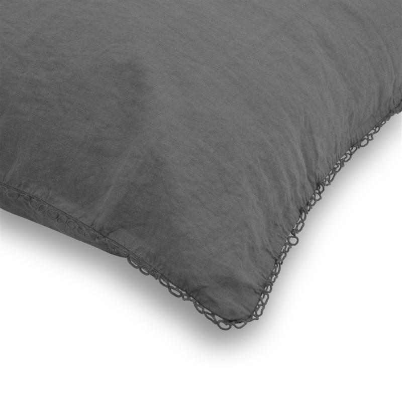 Desilinen Decorative Pillow Linen Stone Wash Lameirinho Unique How To Wash A Decorative Pillow