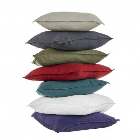 Angellinen - Capa de almofada linho lavado