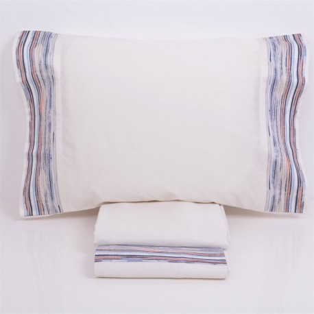 Sheet Set Ruanda Cotton Satin, LAMEIRINHO