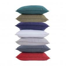 Desilinen - Funda de almohada lino lavado