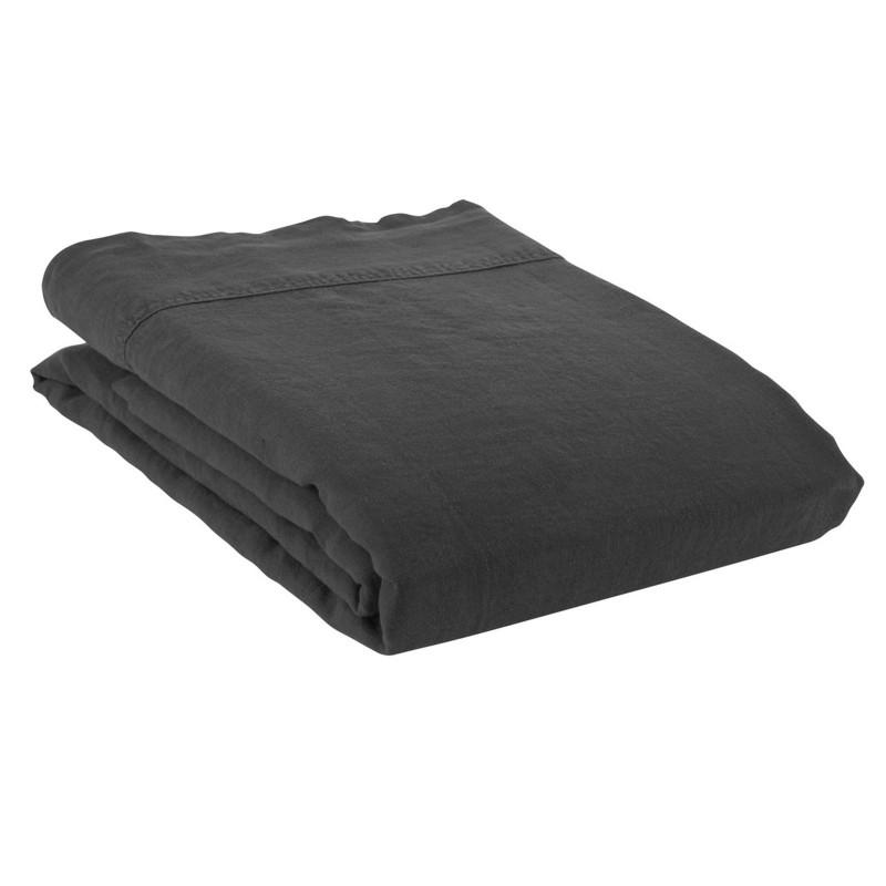 Angellinen Top Sheet 100% Stone Wash Linen