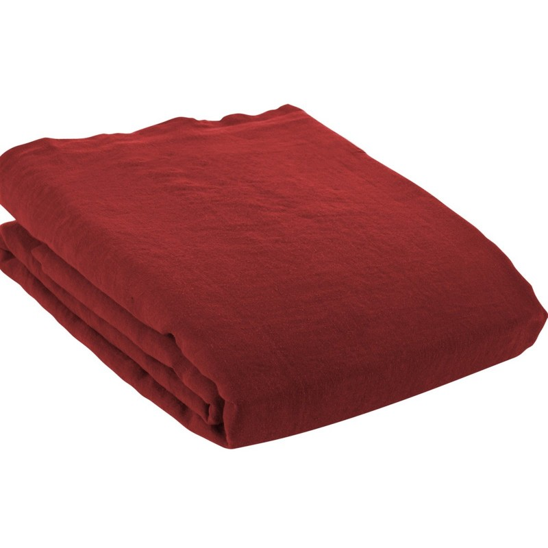 Angellinen Duvet Cover 100% Stone Wash Linen
