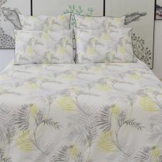 Palms - Capa de edredão cetim