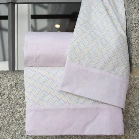 Góis Bed sheet set Cotton, LAMEIRINHO