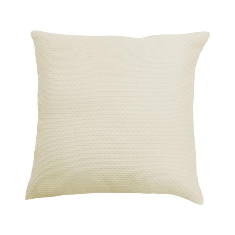 Cushion Cover Mira Cotton Jacquard, LAMEIRINHO