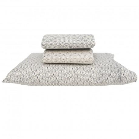 Boticas - Jogo de lençóis flanela