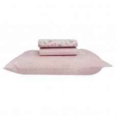 Rainy -  Jogo de lençóis flanela