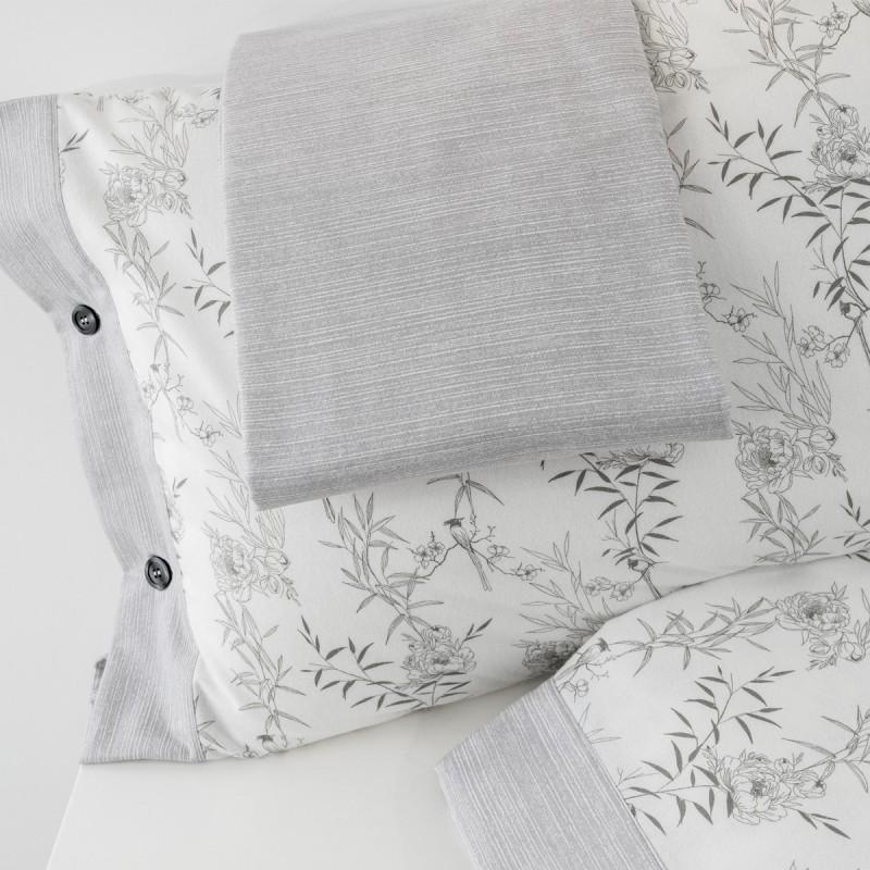 Arosa - Jogo de lençóis flanela