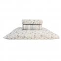 Longos - Jogo de lençóis flanela