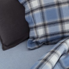 CONDE Parure de Draps Flanelle 100% Coton