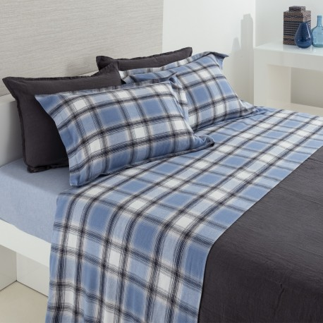 Conde - Sheet set flannel