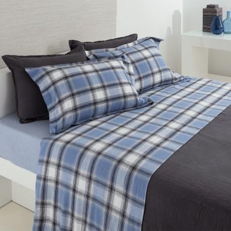 CONDE Flannel Sheet Set 100% Cotton