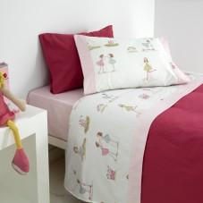 Play - Juego de sábanas franela