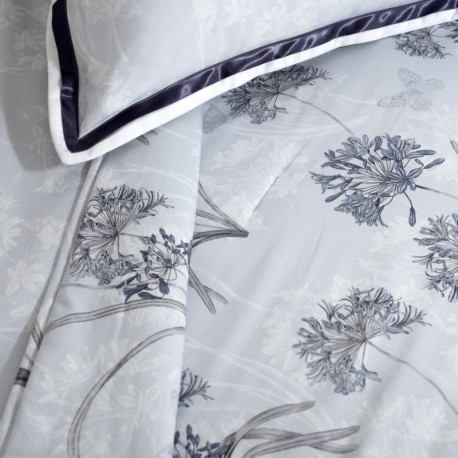 Temp - Reversible Duvet Cover, satin