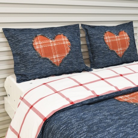 Duvet Cover Set, Love