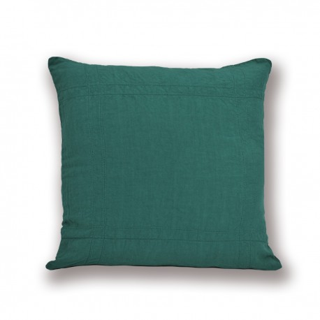 Almalinen Decorative Pillow 100% Stone Wash Linen