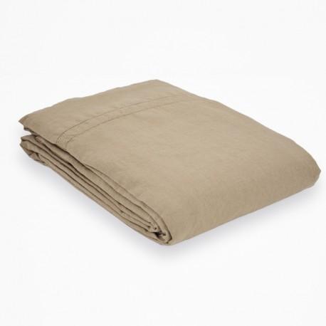 Almalinen - Top sheet linen stone wash
