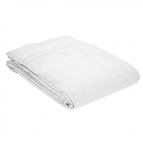 Almalinen Top Sheet 100% Stone Wash Linen