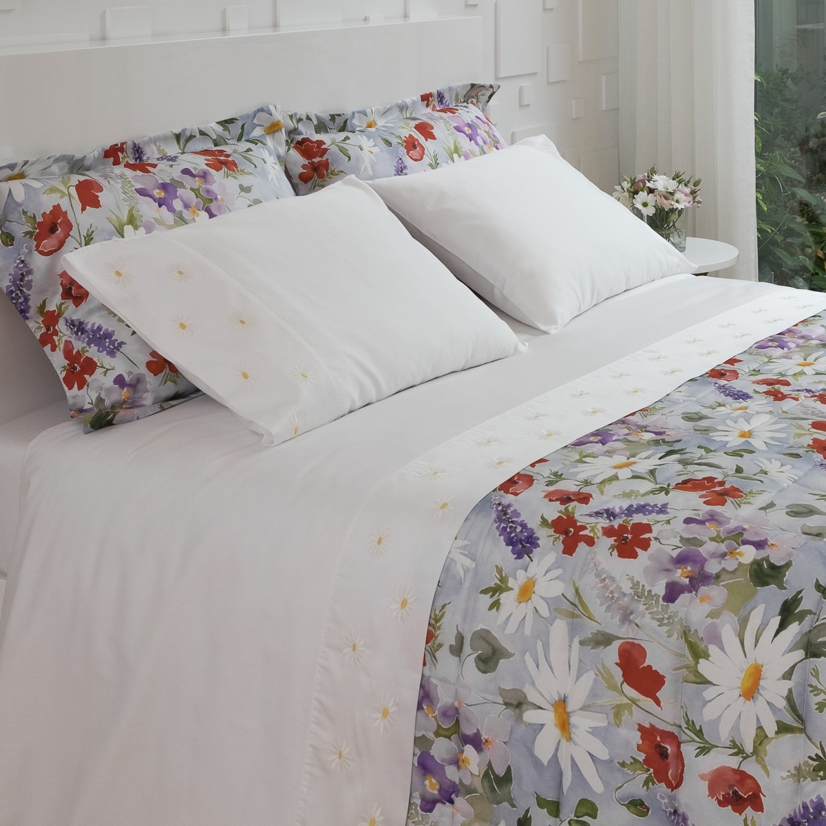 Sheet Set, Daisy