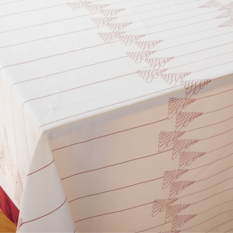 Natal - Tablecloth satin