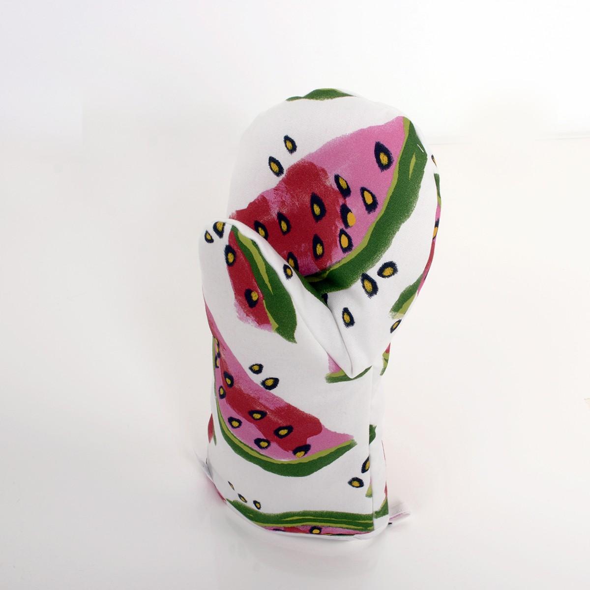 Watermelon - Oven mitt