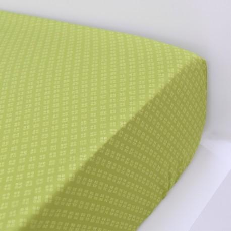 Fitted Sheet Kendric Cotton Satin, LAMEIRINHO
