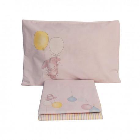 Sheet Set Baloon Cotton, LAMEIRINHO