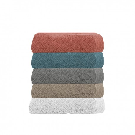 Bath Towel set, Squares