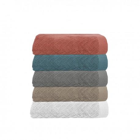 Bath Towel set, Squares