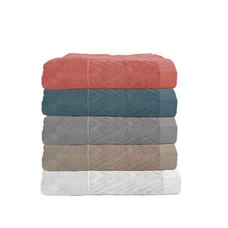 Bath Towel set, Geometric
