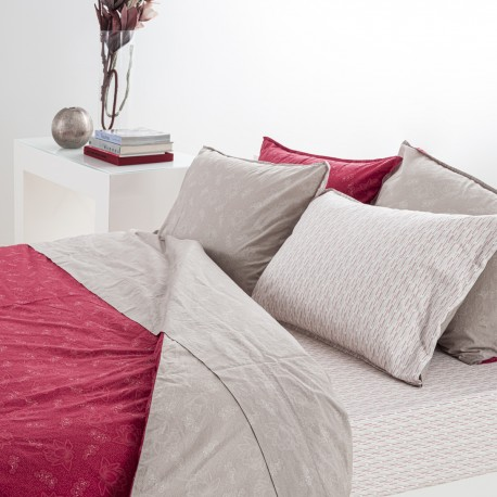 Quilted Cover Nippon Reversible Cotton Percale, LAMEIRINHO