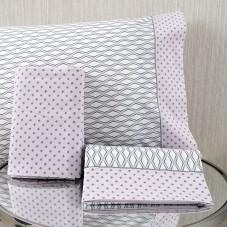 Sheet Set Cabedelo Cotton, LAMEIRINHO