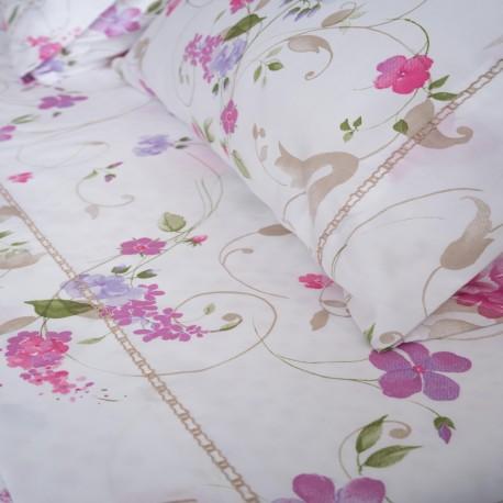 Sheet Set Allura Cotton Satin, LAMEIRINHO