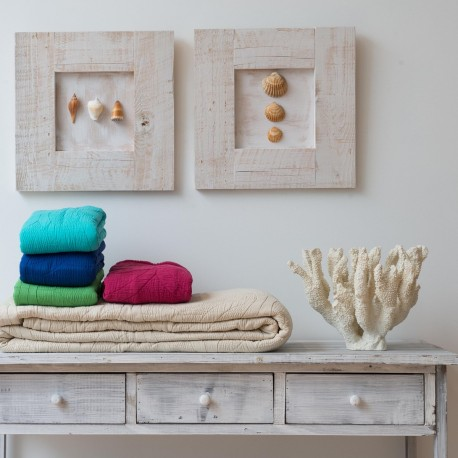 Matelassé bedspread Sirius Cotton, LAMEIRINHO