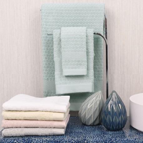 Juego de toallas de baño DOTS 3 Toallas Algodón, LAMEIRINHO