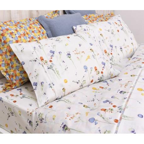 Sheet Set Confetti Cotton Percale, LAMEIRINHO