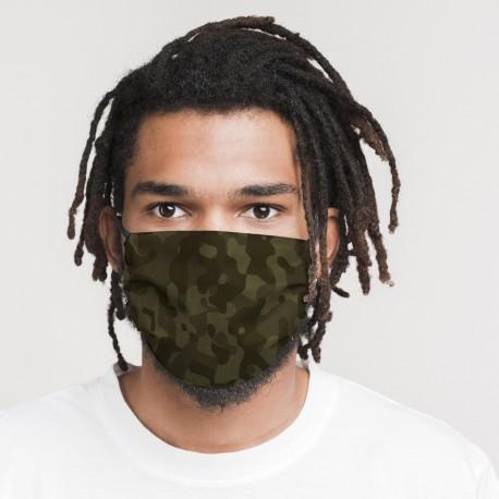Masque Social ARMY 2 unités Percale de Coton, LAMEIRINHO