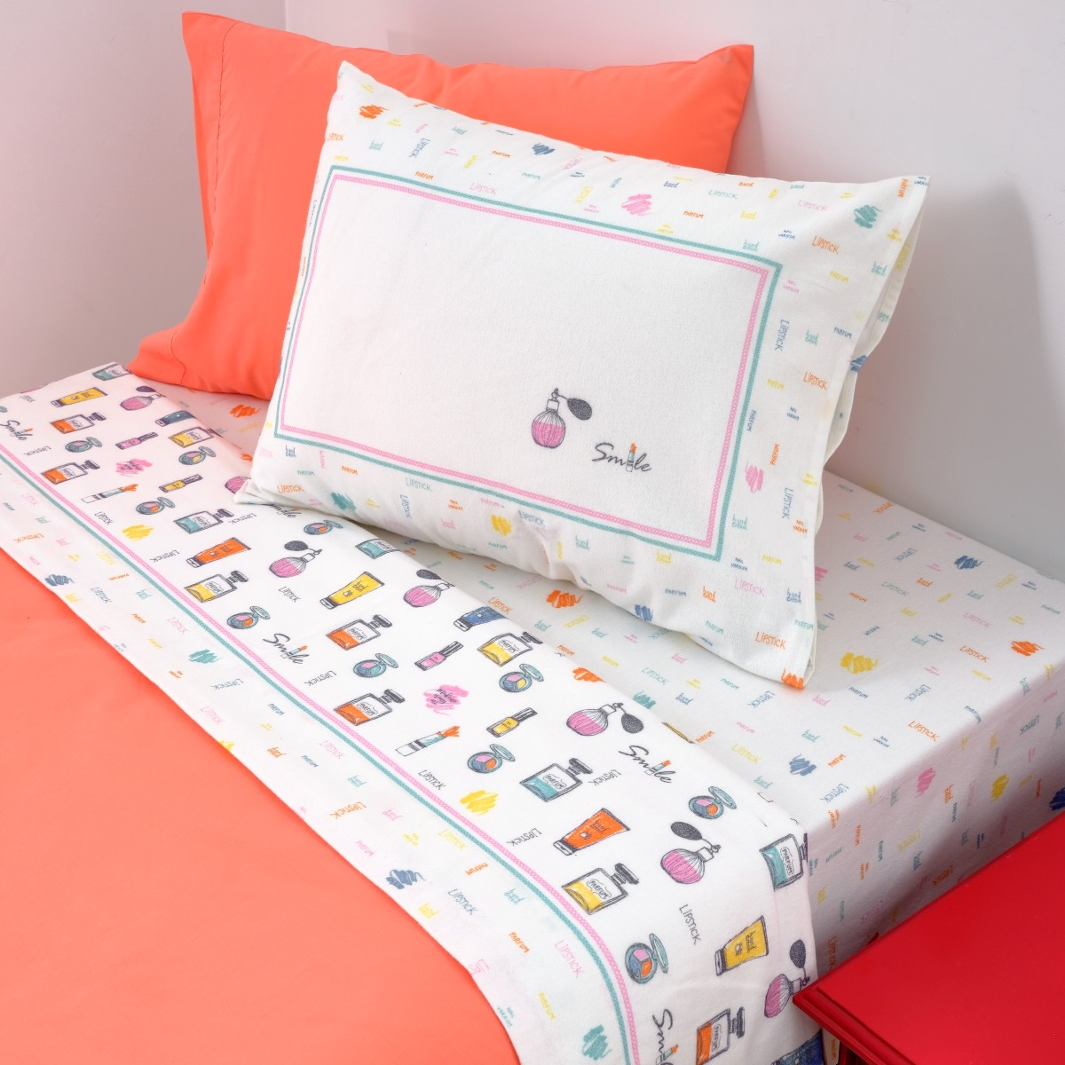 Sheet Set, MAKE-UP