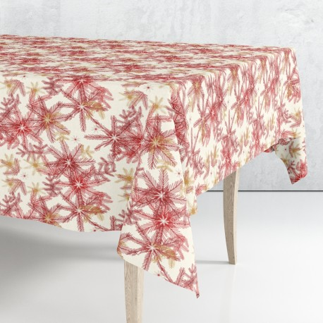 Tablecloth SILVESTRE Cotton Satin, LAMEIRINHO
