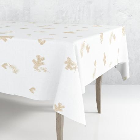Tablecloth PINHA Cotton Satin, LAMEIRINHO