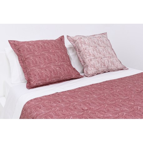 Quilt set ENLACE Cotton Percale, LAMEIRINHO