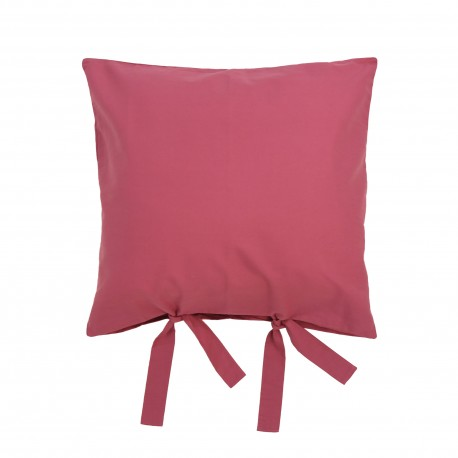 Deco pillowcase, Nude