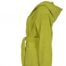 Basic - Hooded bathrobe