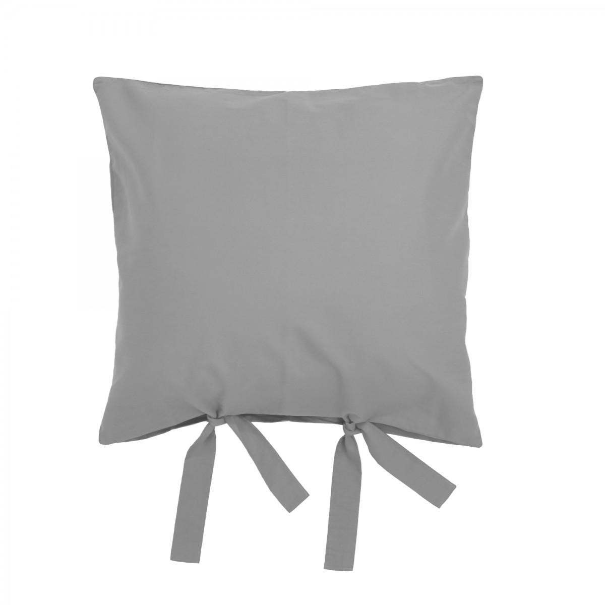 Deco pillowcase, Nude