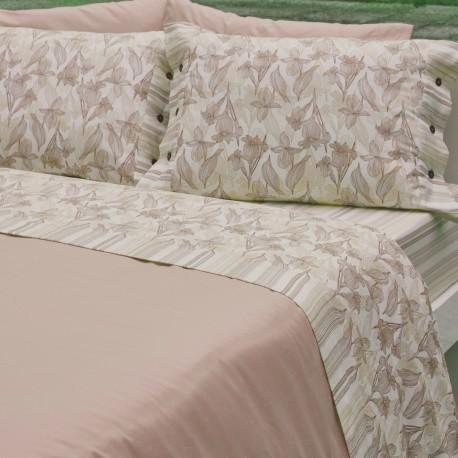 Country - Jogo de lençóis flanela laminada