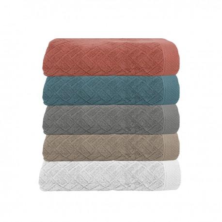 Hand Towel SQUARES Cotton, LAMEIRINHO