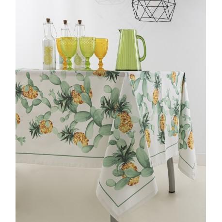 Tablecloth TROPICAL Cotton, LAMEIRINHO