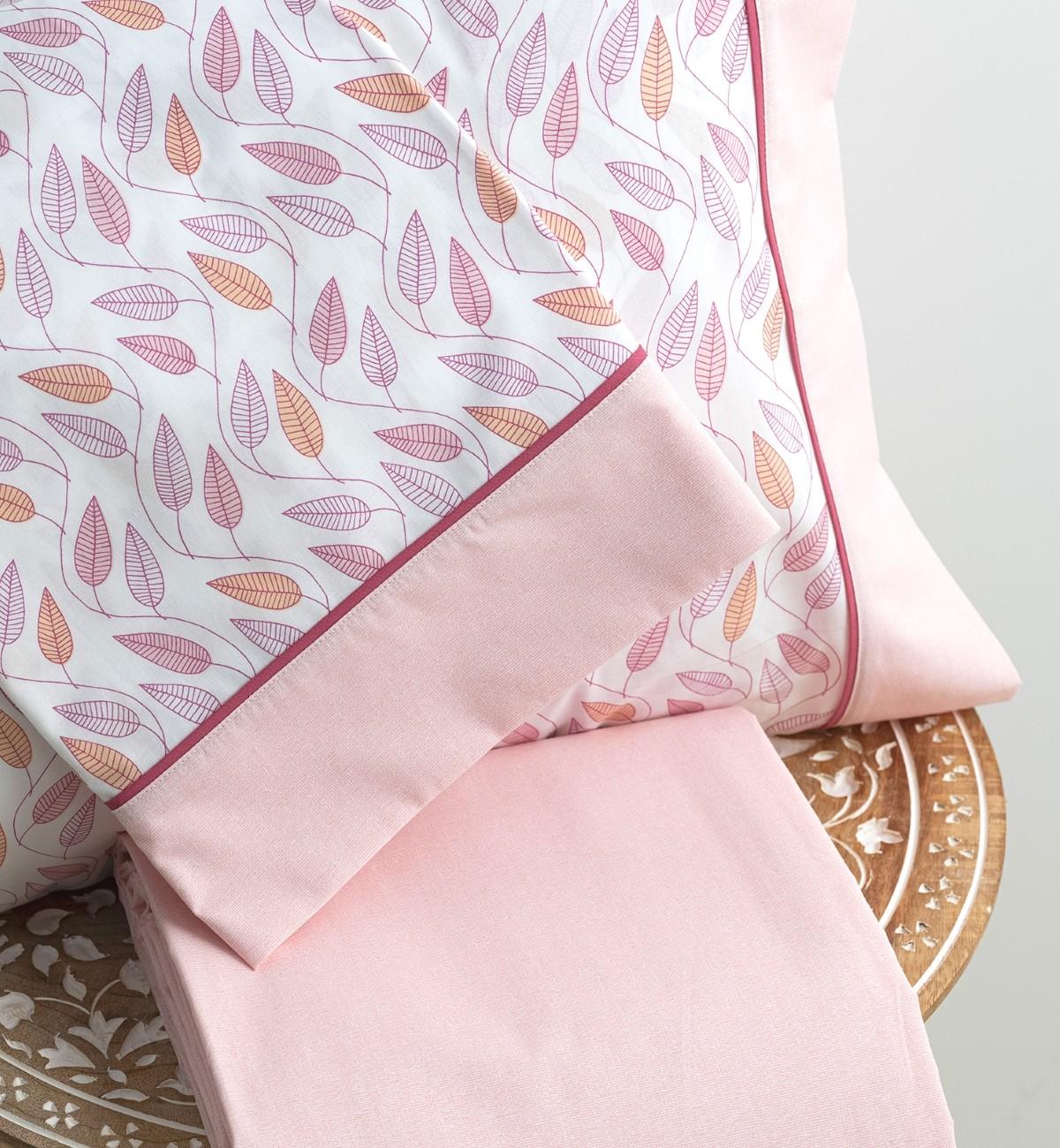 AZIBO Parure de Draps 100% Coton