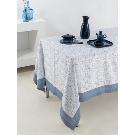 Toalha de mesa, PÓRTICO