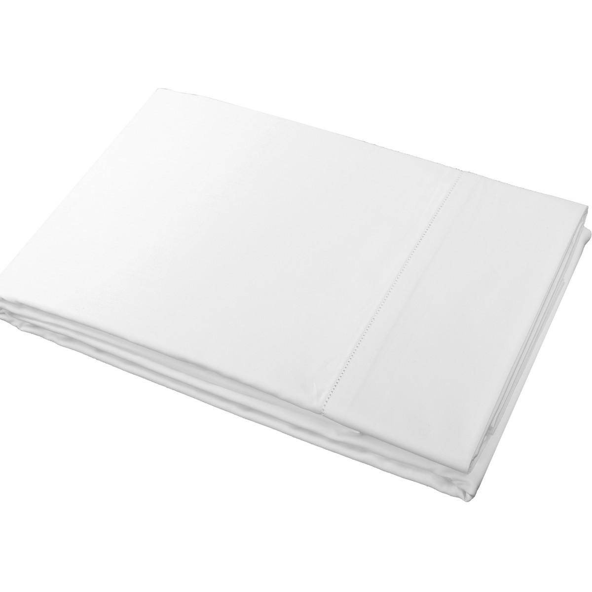 Top Sheet Pure Cotton Satin, LAMEIRINHO